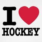 love hockey