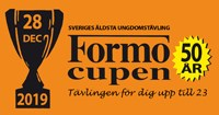 Formocupen 2019