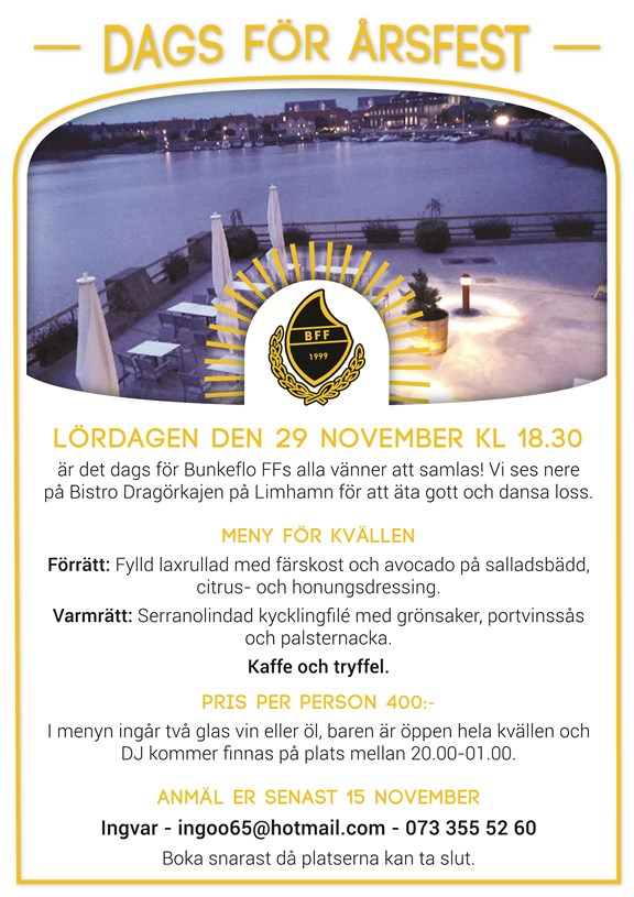 Annual Party 2014