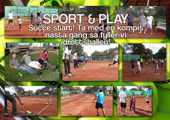 SPORT AND PLAY