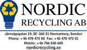 Nordic Recycling
