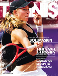 Tennismagasinet 4 2013 bild