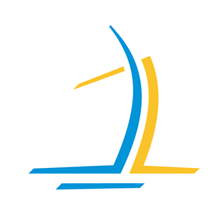 Swedish junior icesailing team logotype