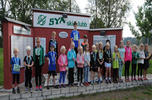 Prisutdelning Sya Trail Run 2014